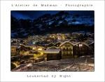 Leukerbad by Night