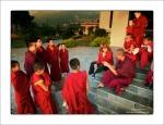 Monk Friends – Neydo MonasteryNepal