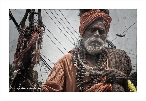 The Guru - Pharping Nepal