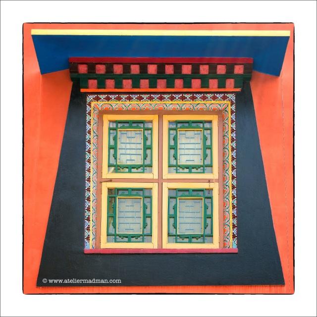 The Window - Pharping Nepal