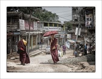 Pharping - Main Street