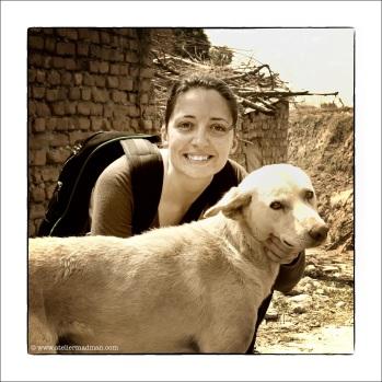 Susana and Doggie